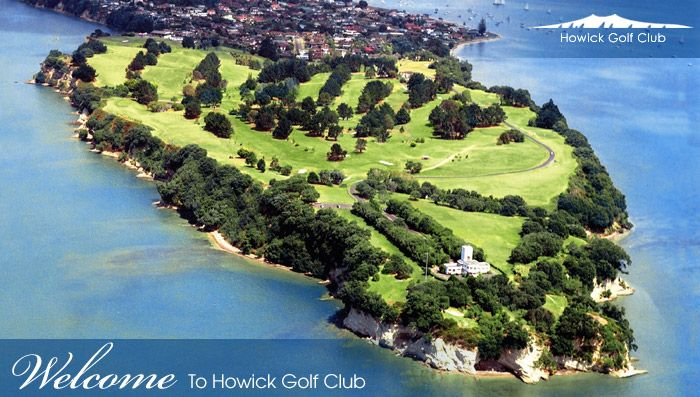 Howick Golf Club. Some of the Best Views of any Auckland Golf Course