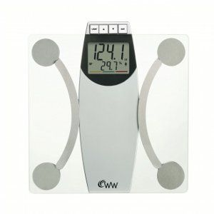 Enter to win a free set Weight Watchers Body Analysis Weight Scale by Conair in FaveHealthyRecipe's latest giveaway contest!