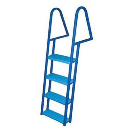 Best Jif Galvanized 4 Step Tie Down Dock Ladder Fdq4 Pc Dock 400 x 300