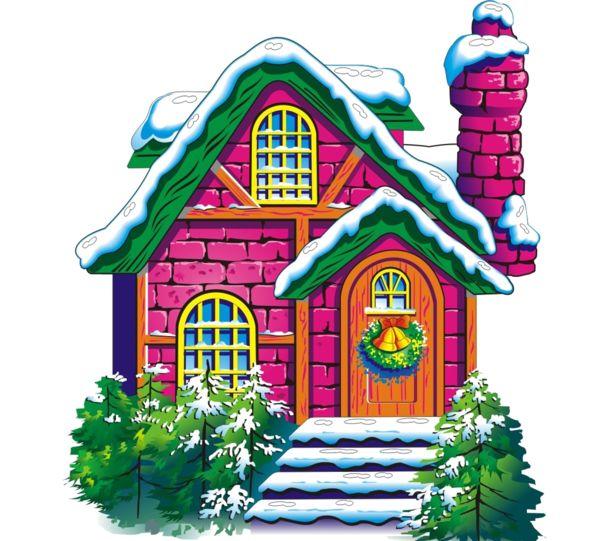 Casas En Navidad Y T Sabes De Qu Navidad Eres Casa Navidea Casas