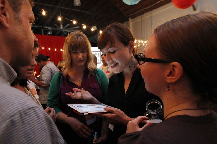 Pinterest Summer Party Recap, via the Official Pinterest Blog