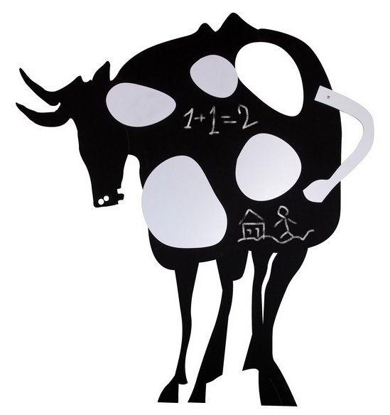 Blackboard -   Created by 157+173 Designers  Inspired by N. Hadjikyriakos-Ghika's Bull, 1936.      Reaboard     Dimensions: 77x114