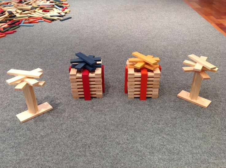 The holiday's will be here before you know it. 100 blocks, great gift idea. #kids #parents #blocks #toys #gifts