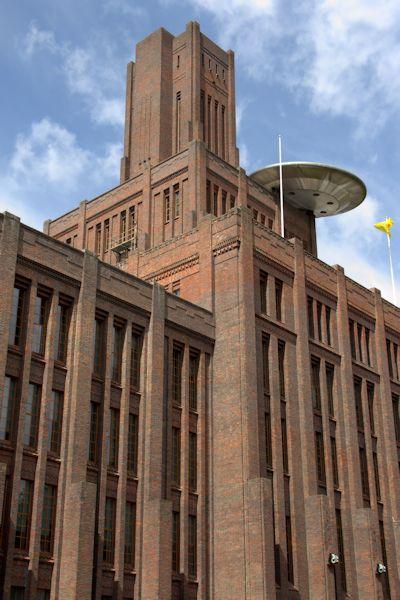 Watertoren Utrecht (De Inktpot)