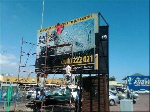 National Auto Glass Billboards going up soon ...