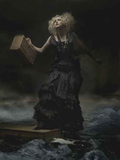 The Sinking of the Titanic (Photographs by Eugenio Recuenco)