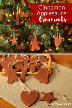 Pinterestteki 25den fazla en iyi Cinnamon applesauce ornaments fikri