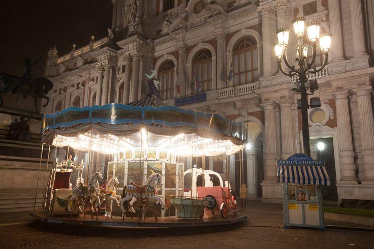 Antique carousel III by vlad-m.deviantart.com on @deviantART