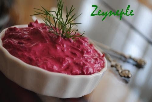 Yemek Tarifleri: Yoğurtlu Pancar Salatası