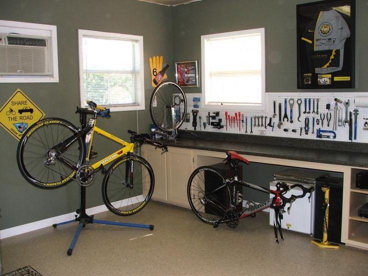 1000 ideas about garage bike storage on pinterest bike storage rack bike storage and storage. Black Bedroom Furniture Sets. Home Design Ideas