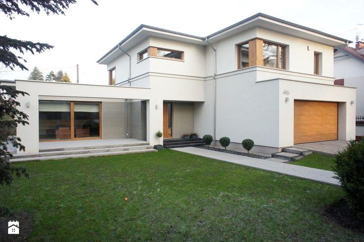 Dom jednorodzinny - zdjęcie od Sasiak-Sobusiak Pracownia Projektowa