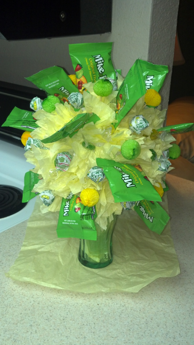 374 best liquorcandy bouquets images on pinterest candy bouquet the candy gifts i love to make izmirmasajfo Choice Image