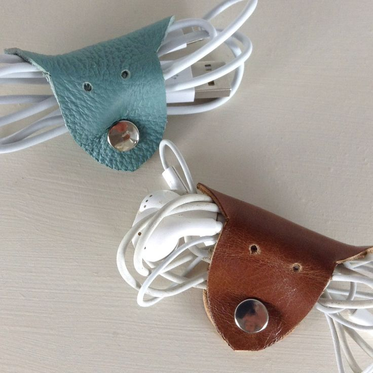 Cute animal headphone, cable tidies now available in a range of colours. A perfect home accessory and ideal for handbags etc. an ideal gift or stocking filler