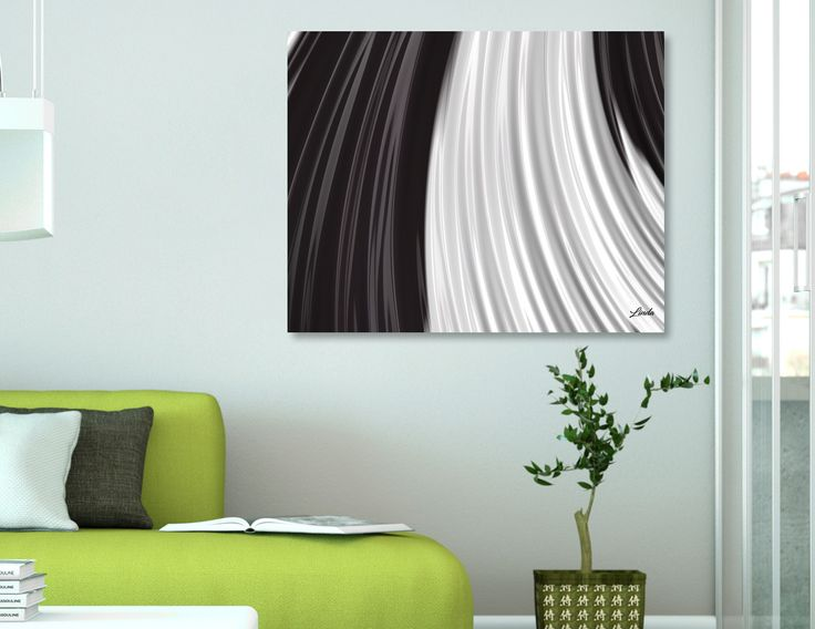 """Fine art stretched canvas, 450gsm matt white finish, 100% cotton. Hand stretched over 1.5"""" deep wood stretcher bars (3/4"""" for XS). Includes wall hanging hardware. Manually numbered, signed, and shippe"""