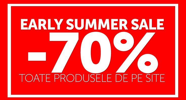 Vrei sa iti faci ziua de luni mai frumoasa? Vino la Kurtmann.ro si profita de SUPER REDUCEREA de -70% la toate produsele de pe site!