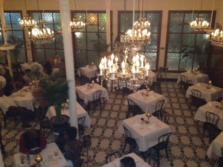 Arnaud's Restaurant in New Orleans, LA