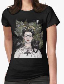 Frida Kahlo self portrait version T-Shirt