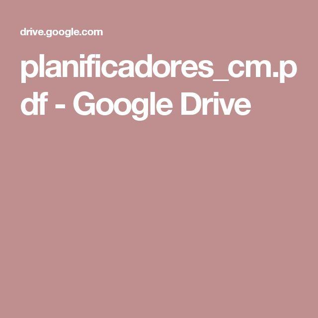 planificadores_cm.pdf - Google Drive