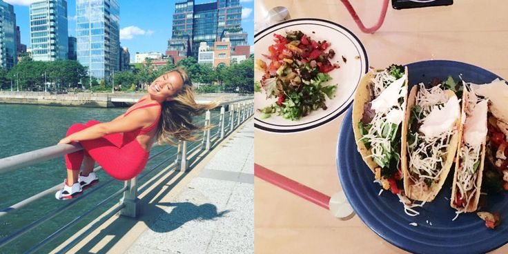 What Madonna's Trainer Actually Eats In A Day