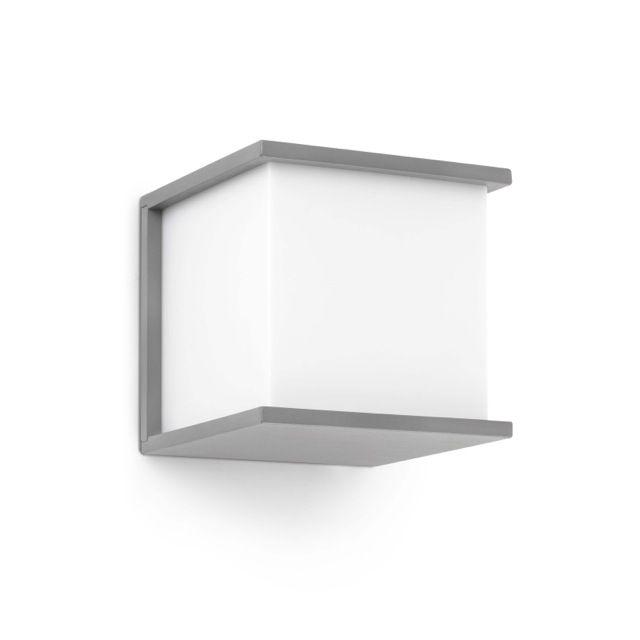 aplique cuadrado para jardn bajo consumo lamparas iluminacion jardin decoracion