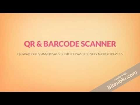 QR & Barcode Scanner - Android Apps on Google Play
