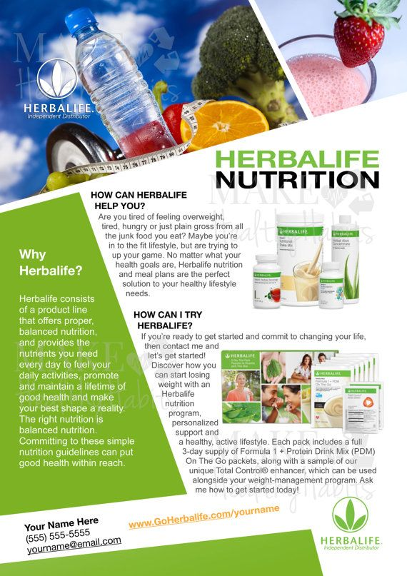 7 best images about Herbalife Product Spotlight on Pinterest