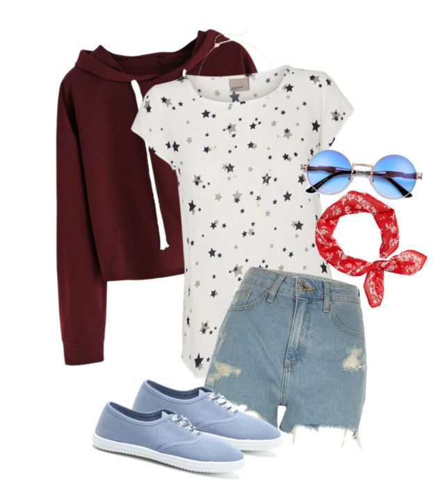 """""""Casual"""" by abeanfromouterspace on Polyvore featuring River Island, Zoë Chicco and rag & bone"""