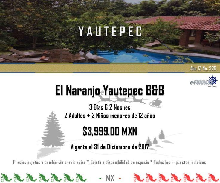 e-FUNPASS Año 13 No. 526 :) Yautepec