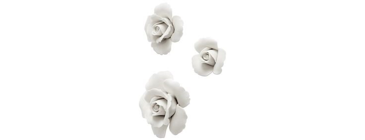 Rose wall decoration set - Design from BoConcept