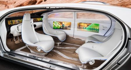 Consulting giant Accenture has published a report predicting 40 percent of cars will be autonomous by 2040s, and what that will do to connected industries.