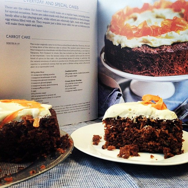 """Today's #lanternpagetoplate is a classic carrot cake from the popular Phillippa's Home Baking by @phillippasbakery and @foodcornish. A tasty treat to…"""