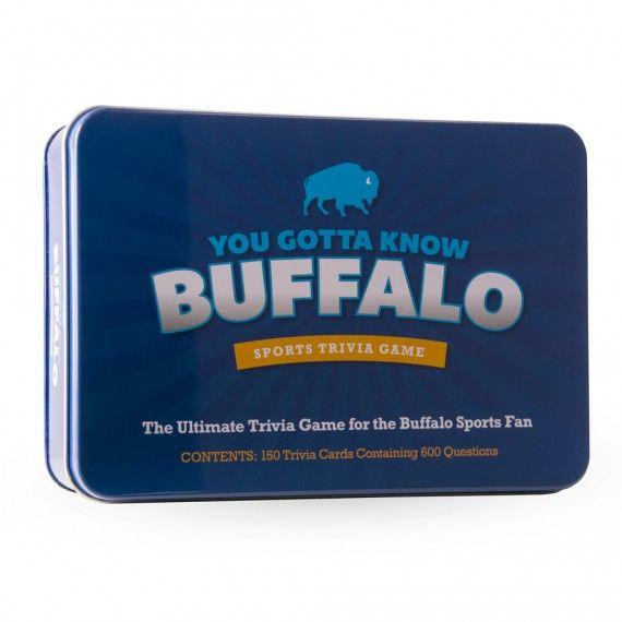 You Gotta Know Buffalo Sports Trivia Game