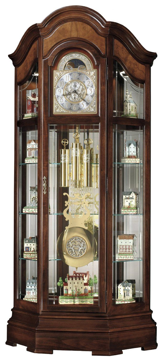 Howard Miller 610-939 Majestic II Grandfather Clock http://www.amazon.com/gp/product/B000UIAXKO/ref=as_li_ss_tl?ie=UTF8=1789=390957=B000UIAXKO=as2=authenticdown-20 #grandfatherclock #clock #timepiece