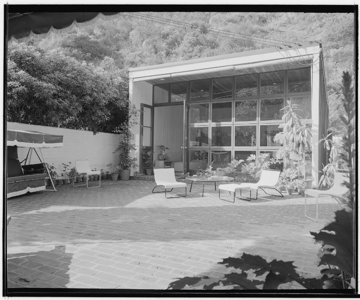 Modern Homes Los Angeles California: 1364 Best Images About Mid Century Architecture On