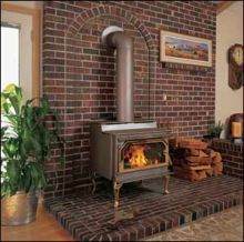 Free standing large wood stoves | Canyon ST310 Free Standing Wood Stove (X-large)