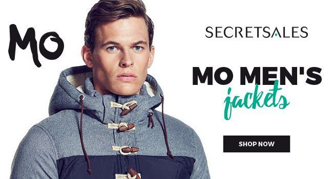 Introducing MO MEN'S Jackets