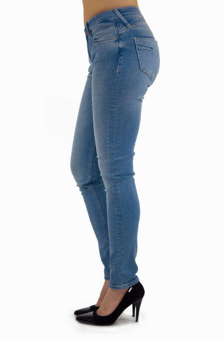 Damskie #jeansy #Cross Jeans na denimbase.pl