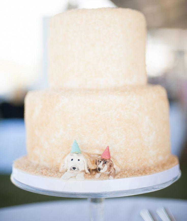 7 Sweet Ways To Sneak Your Dog Into Wedding Day Decor