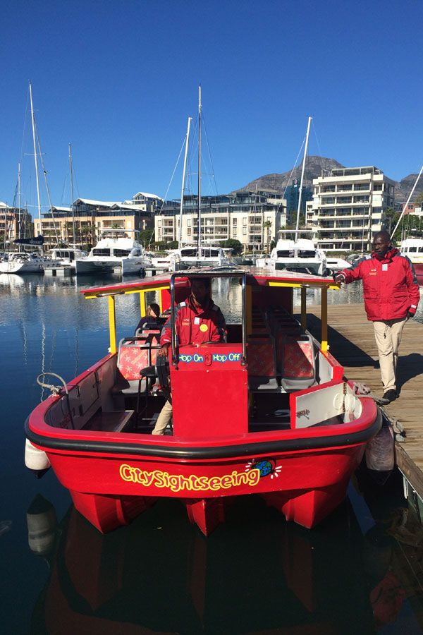 A lovely way to experience Cape Town and the V&A Waterfront is on a 25-minute harbour cruise. You will get to meet the adorable seals, learn about Cape Town nautical history and experience Cape Town from a different perspective. This is great fun for kids of all ages and the perfect length of time before they get restless.