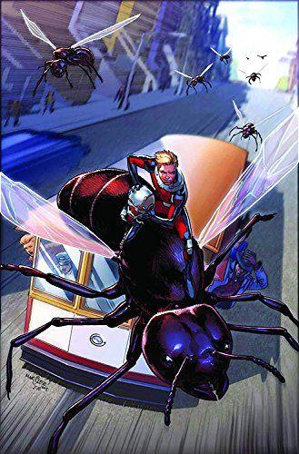 Ant-Man Annual #1 @ niftywarehouse.com #NiftyWarehouse #Antman #Ant-man #Movie #Marvel #Comics #ComicBooks #Avengers #TheAvengers
