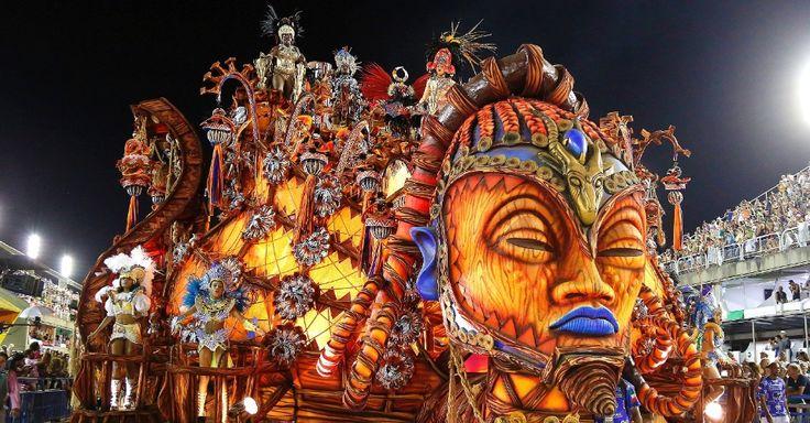 Desfile das Campeãs do Carnaval do Rio de Janeiro 2015 - Fotos ...