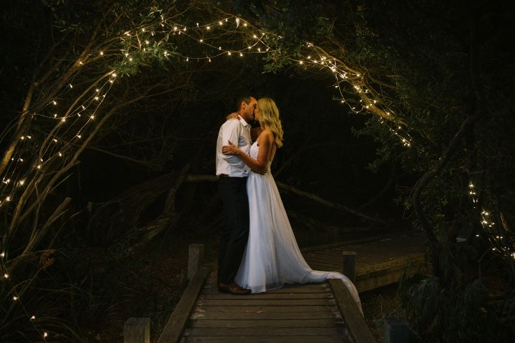 Wedding Inspiration,  Wedding Love, Fairy Lights,  Love Stories by Ange Wall Photography,  Western Australian Wedding Photographer Bunker Bay Wedding, Western Australia