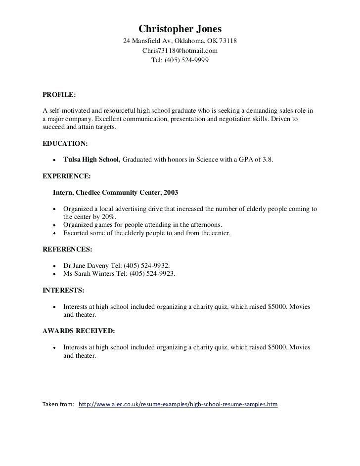 resume examples awards    awards  examples  resume  resumeexamples