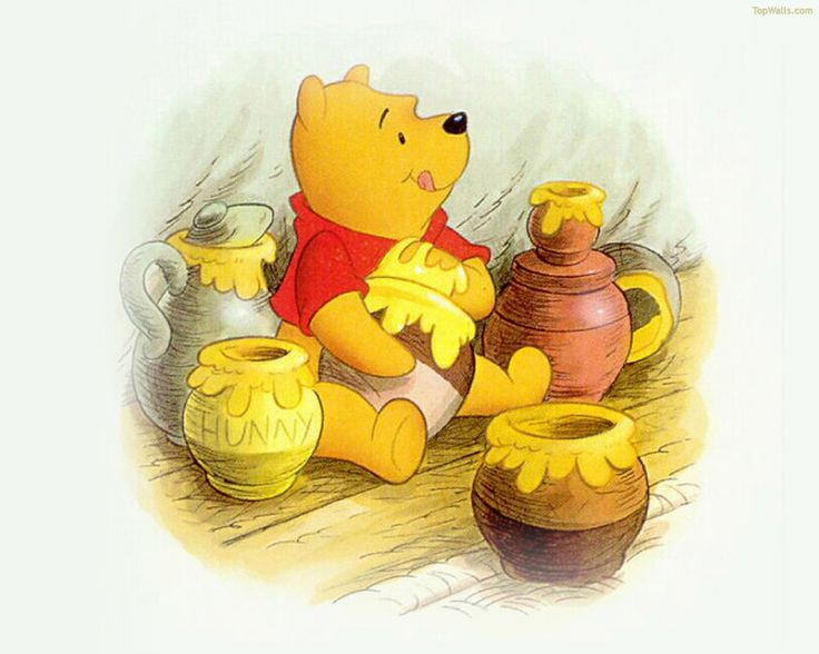 Pictures From Winnie the Pooh | Winnie-the-Pooh – On the list of prohibited books…