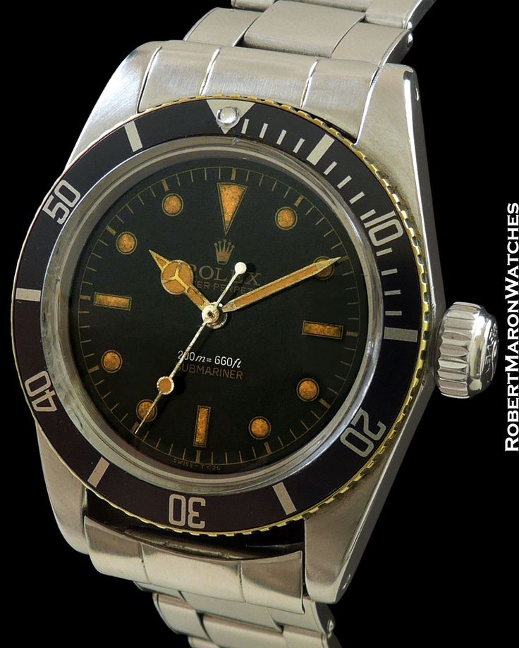 Vintage Rolex Watches For Sale