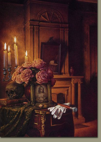 Anne Rice Interview with the Vampire oil
