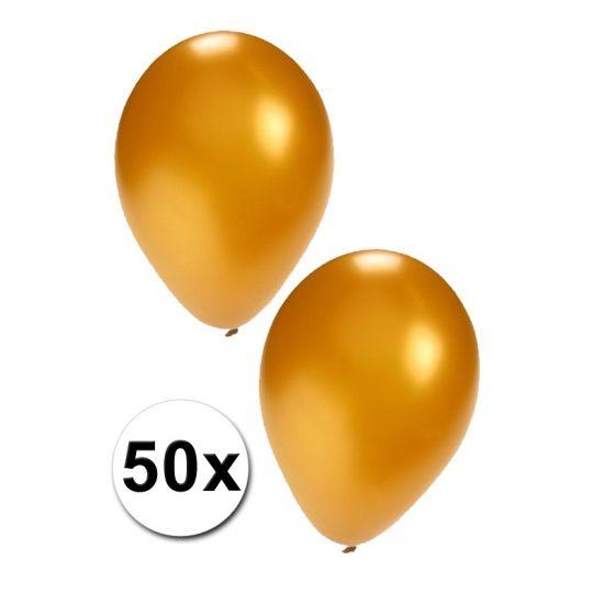 50 stuks gouden ballonnen  50 stuks gouden ballonnen. Formaat opgeblazen ballon: 27 cm. Latex ballonnen die geschikt zijn voor helium en lucht. Door u zelf te vullen.  EUR 5.00  Meer informatie
