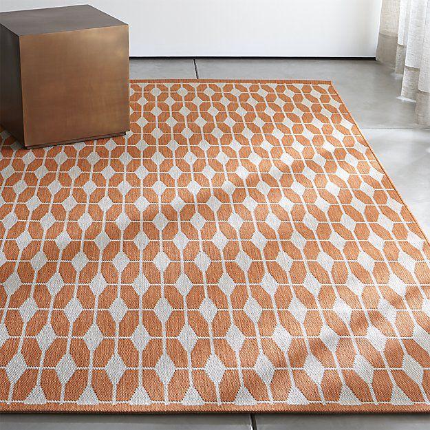 Die besten 25+ Crate and barrel rugs Ideen auf Pinterest Foyer - wohnzimmer orange beige