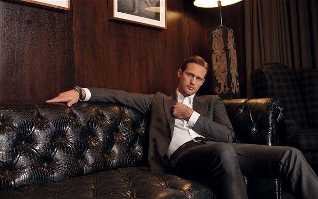 Alexander Skarsgard Family | Alexander Skarsgård on his new role in 'Battleship' - Telegraph