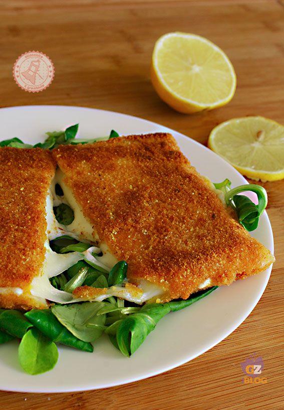 11 best ricette con pane e pan carr images on pinterest for Ricette mozzarella in carrozza al forno